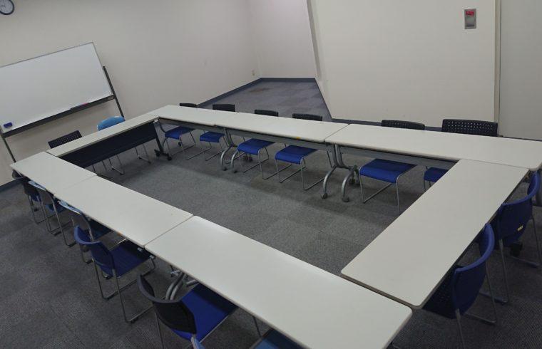 セミナー室